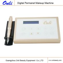 Machine de maquillage permanente numérique et rotative à écran tactile 2016