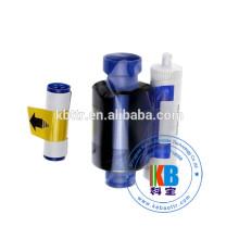 Ruban couleur pour imprimantes ymcko pour cartes d'identité compatibles MA300 magicard 300