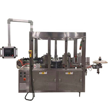 Full Automatic PVC Sleeve Shrink Applicator Labeling Machine for Drinking Packing