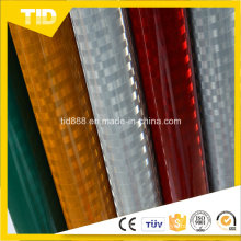 White Metallized Reflective Tape for Post
