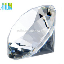 custom crystal souvenir gift clear crystal diamond for wedding souvenirs
