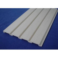 White Durable Garage Wall Panels With Customized Length For
