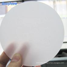 Opal White PMMA led light diffuser sheet for decorative illumination
