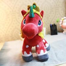 ¡Diseño modificado para requisitos particulares del OEM! Juguetes de los juguetes del unicornio juguetes suaves de la Navidad