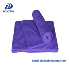 Polyester-trocknendes polierendes Microfiber Auto-Tuch 100% Polyester