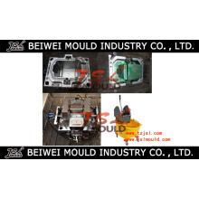 Commercial Wet Mop Bucket & Wringer Injection Plastic Mould