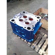 Крышка цилиндра дизельного двигателя