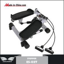 Home usando mini-Stepper Body Building com corda elástica (ES-037)