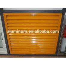 Janela de persianas de alumínio China fábrica