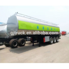 20000l milk truck /stainless milk transport tank trailer /milk transport tank trailer/milk tank trailer