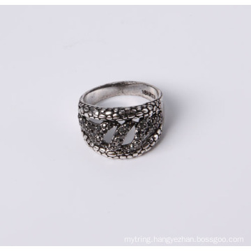 Cheap Price Fashion Ring with Rhinestone