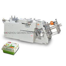 High Efficiency Fully Automatic Box Making Machine With Fas