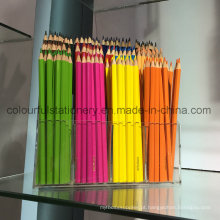 Lápis de cor cheia de 7 polegadas