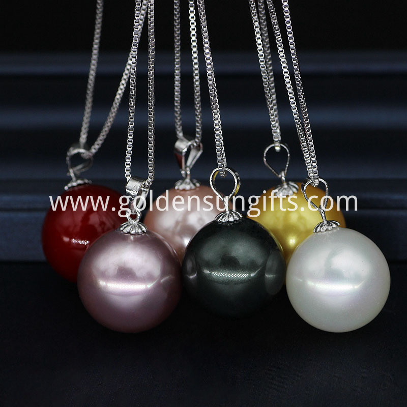 High Quality Shell Pearl Bead Pendant
