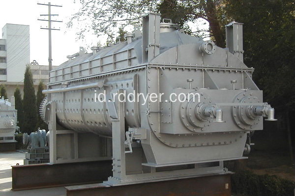 Hollow Paddle Drying Machine