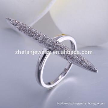 Hot Sale italian 925 sterling silver rings