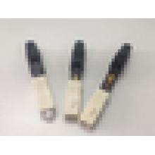 SC / PC Multimode pré-polie Ferrule Field Assembly Connector Fast / Quick Connector à prix abordable