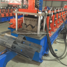 High quality highway guardrail forming machine
