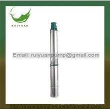 """4"""" CE утвержден высокое качество Электрический Помба Чугун 100qjd глубокий колодец погружной насос"""