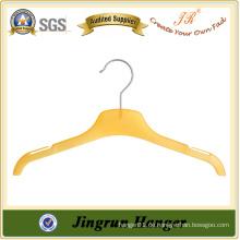 Gelb T-Shirt Aufhänger aus Kunststoff