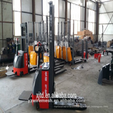 1ton Full electric stacker forklift