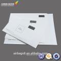 Burbuja envolvente fabricantes barato blanco burbuja envolvente logotipo impreso bolsas de papel de un correo electrónico