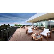 Producto del futuro - WPC decking al aire libre para el jardín, cubierta de la piscina