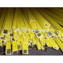 FRP pultruded profile C channel
