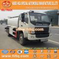 FOTON 4X2 8000L fuel tank truck with oil pump hot sale in China