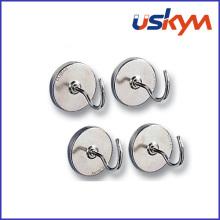 Magnetic Kitchen Hook NdFeB Magnet (H-003)