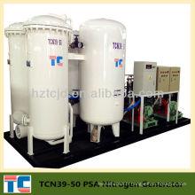 Homologation CE TCN29-500 Équipement de remplissage d'azote