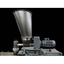 Máquina granuladora de plástico extrusora de doble tornillo paralelo
