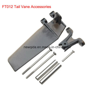 FT012 2.4G RC Boat Spare Parts Tail Vane Accessories Kits
