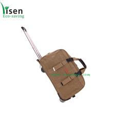 Холст Тележка сумка для путешествий (YSTROB03-007)