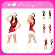 2013 Sexy Christmas Skirt (M1098)