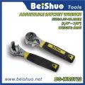 "1/4""--7/8"" Adjustable Ratchet Socket Wrench of Repair Tools"