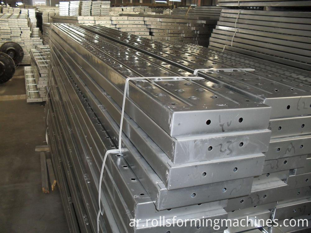 Rollforming Mills For Scaffolding Springboards