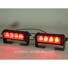 AVERTISSEMENT lumineux d'urgence le trafic LED s'allume pour les véhicules de sécurité