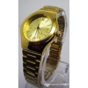 New Fashion Women′s Stainless Steel Quartz Watch