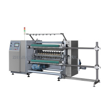 PLC Controlled High Speed ​​Slitting and Rewinding Machine (CE)