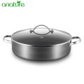 Best Hard Anodized Marble Nonstick Cookware Set