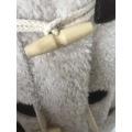 Fur Coat for Women Luxury Sheep Shearing Coat