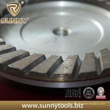 Sunny Professional Top Qualität Turbo Diamond Cup Schleifscheibe