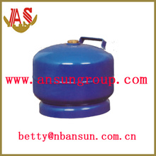 0.5KGE LPG Gas cylinder
