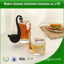 silicone tea infuser/silicone tea filter/ silicone tea strainer