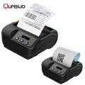 Mini Bluetooth thermal barcode label printer 3 inch
