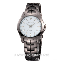 SKONE 7198 business style man&lady unisex watch with Japan movement