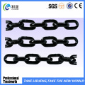 Black Painted Marine Studless Anchor Chain
