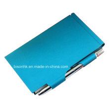 Porta bloc de notas con papel para regalos de Año Nuevo