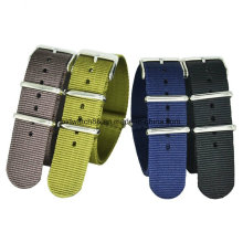 Hot Single Color Nylon Uhrenarmband für Nato Watch Ersatz